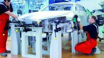 Audi R8 Production Starts