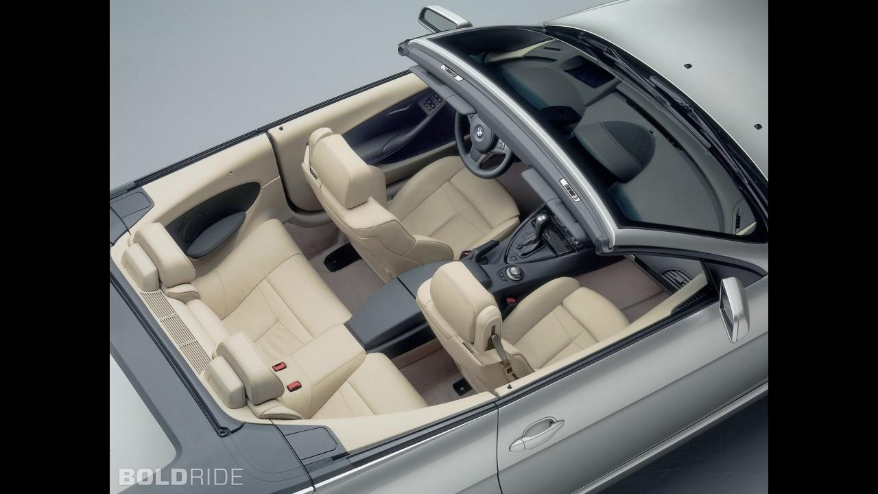 BMW 645Ci Convertible