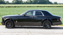 Rolls-Royce crossover mule spy photo