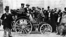 Car from the 1894 Paris to Rouen Race
