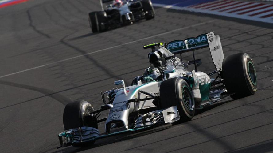 Mercedes working hard on 2015 car - Wolff