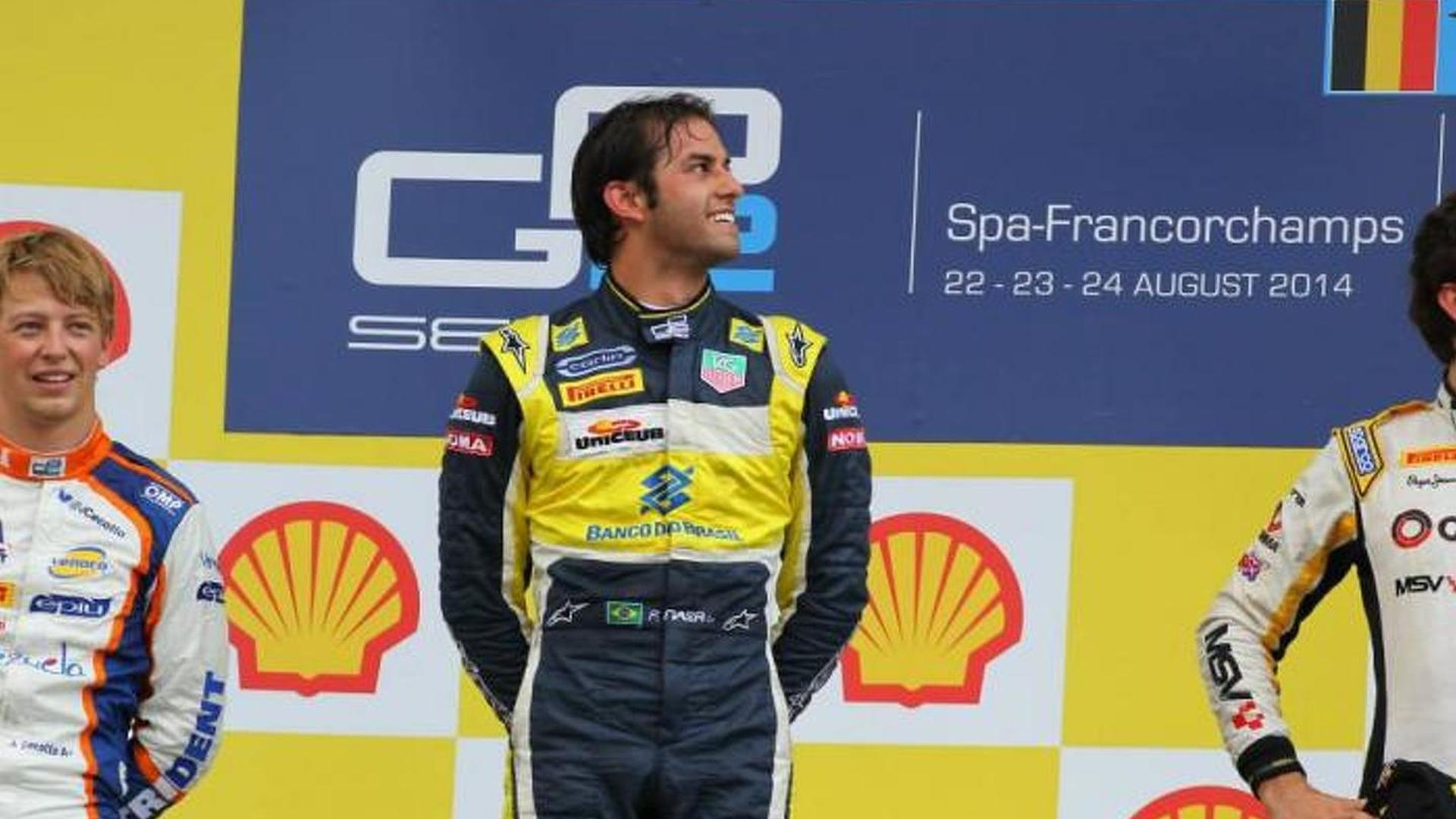 Sauber signs Nasr and sponsor for second seat