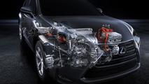2015 Lexus NX 300h pricing announced (UK)
