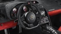 Lamborghini Gallardo LP 570-4 Squadra Corse hits the track [video]