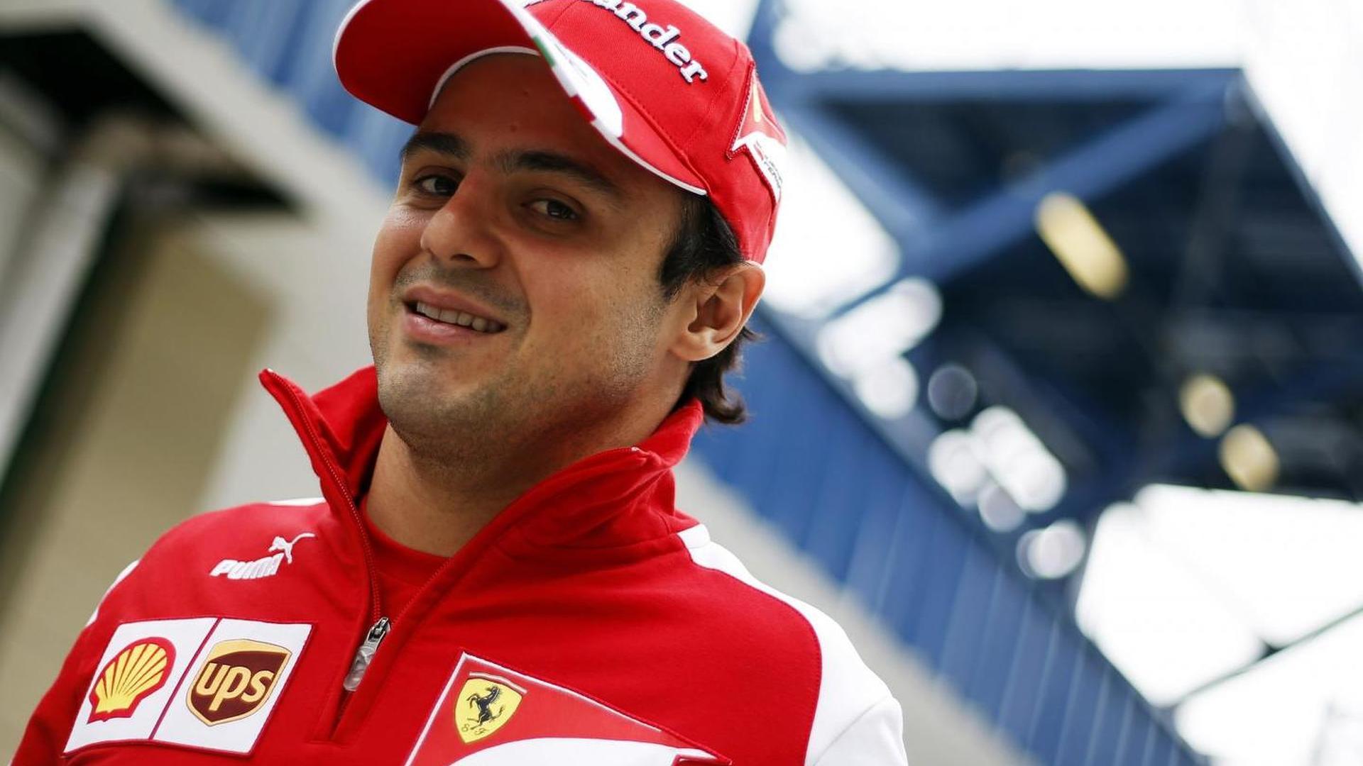 Williams best place for Massa - Maldonado