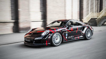 Porsche 911 Turbo S with 590 PS prepared by Edo Competition