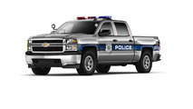 2015 Chevrolet Silverado 1500 Crew Cab Special Service Vehicle (SSV)