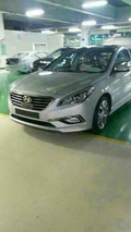 2015 Hyundai Sonata spy photo