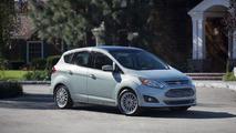 2014 Ford C-Max Hybrid revealed
