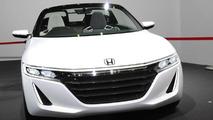 Honda S660 concept at Tokyo Motor Show