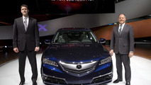 2015 Acura TLX unveiled, promises to be a proper sports sedan [video]