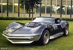 Chevrolet Corvette Manta Ray Concept