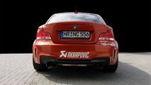BMW 1-Series M Coupe tuned by TechTec 17.06.2011