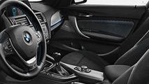 2012 BMW 1-Series M package revealed