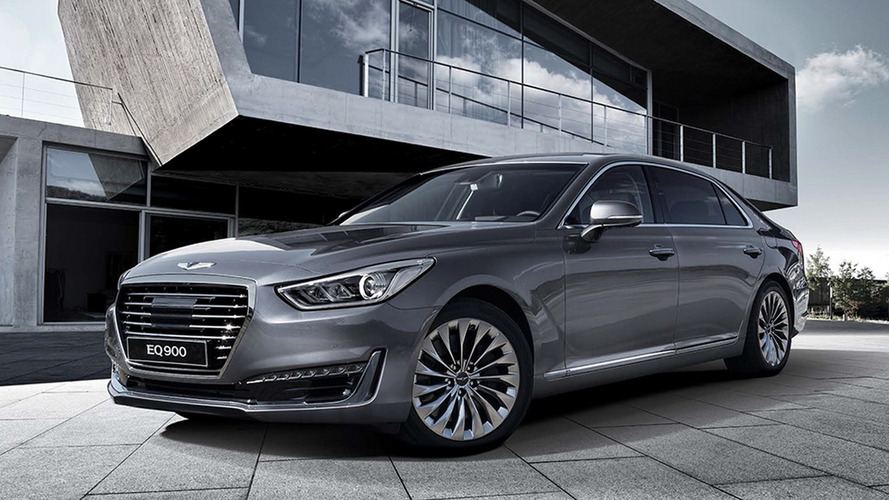 Genesis G90 goes official as Hyundai's first premium model