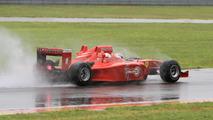Ferrari F1 3-Seater Marlboro Red Rush testing in Fiorano