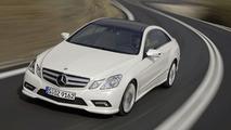 Mercedes says No to AMG Enhanced E-Class Coupe