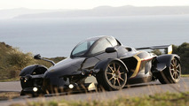 Tramontana R-Edition Photos and Details Surface Early