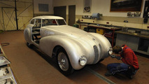 Restoration BMW 328 Kamm Coupe 26.4.2010