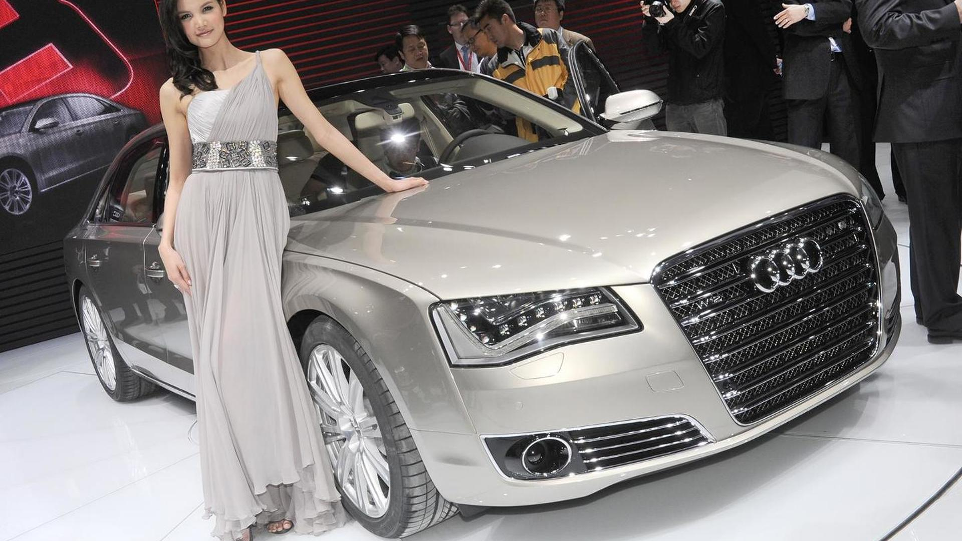 2011 audi a8 l announced keeps w12 engine. Black Bedroom Furniture Sets. Home Design Ideas