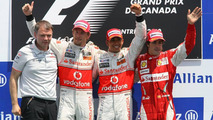 2010 Canadian Grand Prix - RESULTS