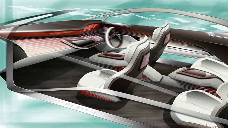 Subaru Hybrid Tourer Concept Revealed in Tokyo [Video]