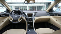 2011 Hyundai Sonata Officially Unveiled in Korea