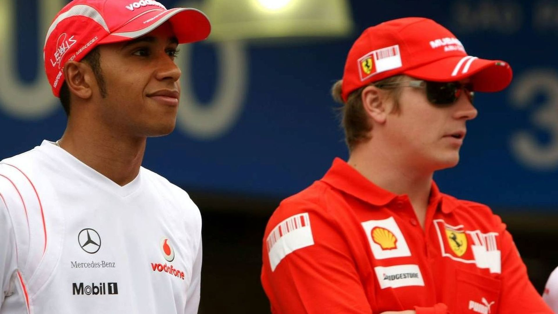 Raikkonen signs agreement with McLaren - report