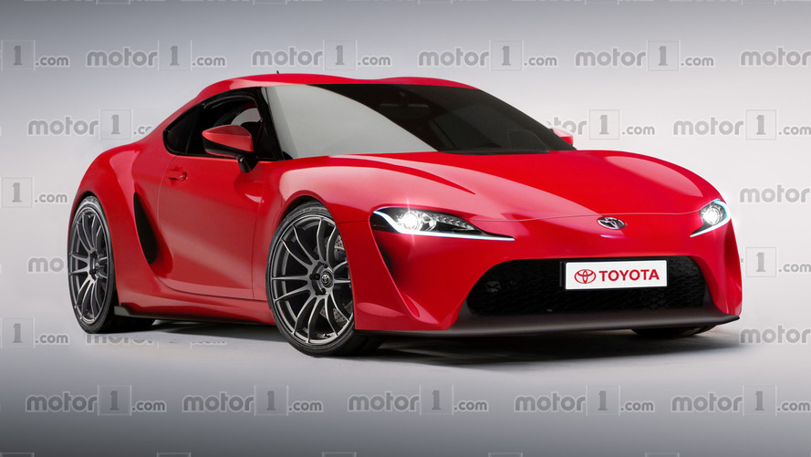 Toyota's racing division planning Supra halo model