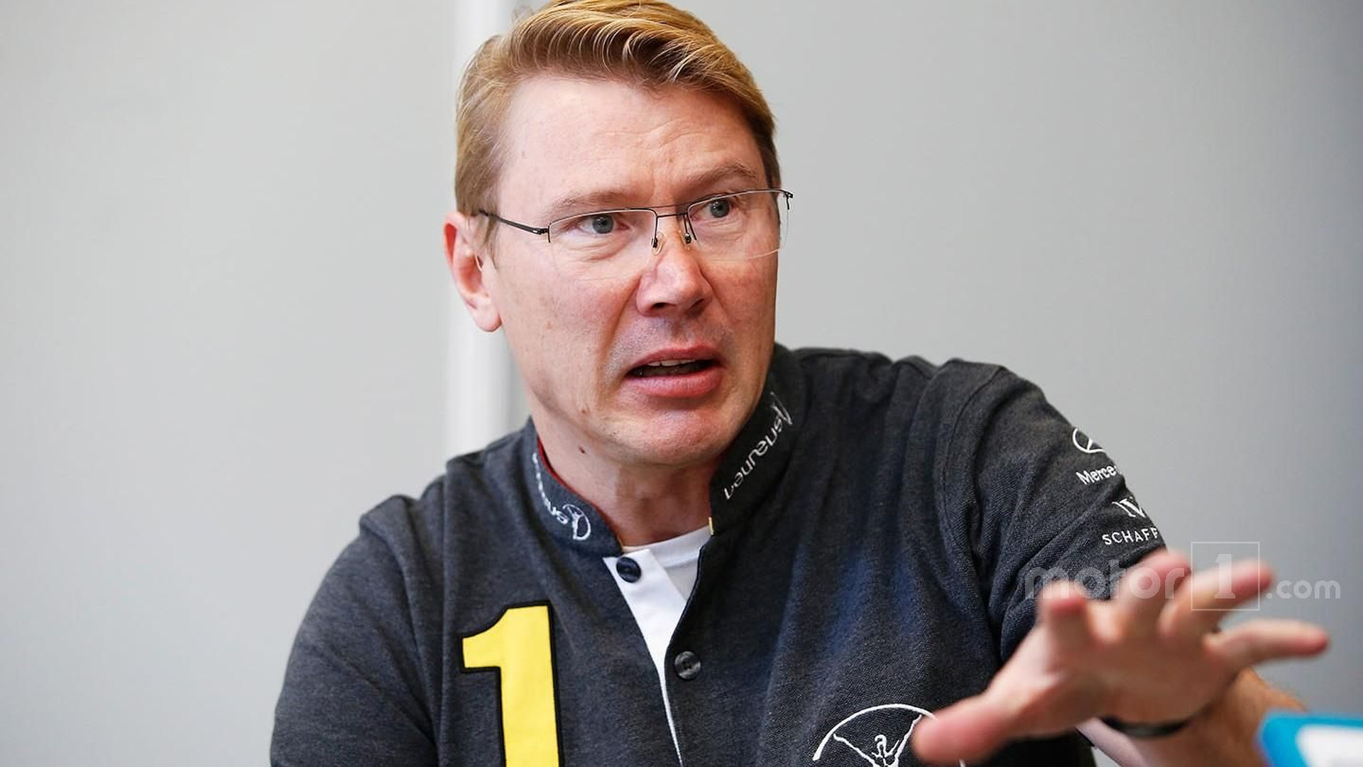 Hakkinen: I was wrong to criticise Verstappen