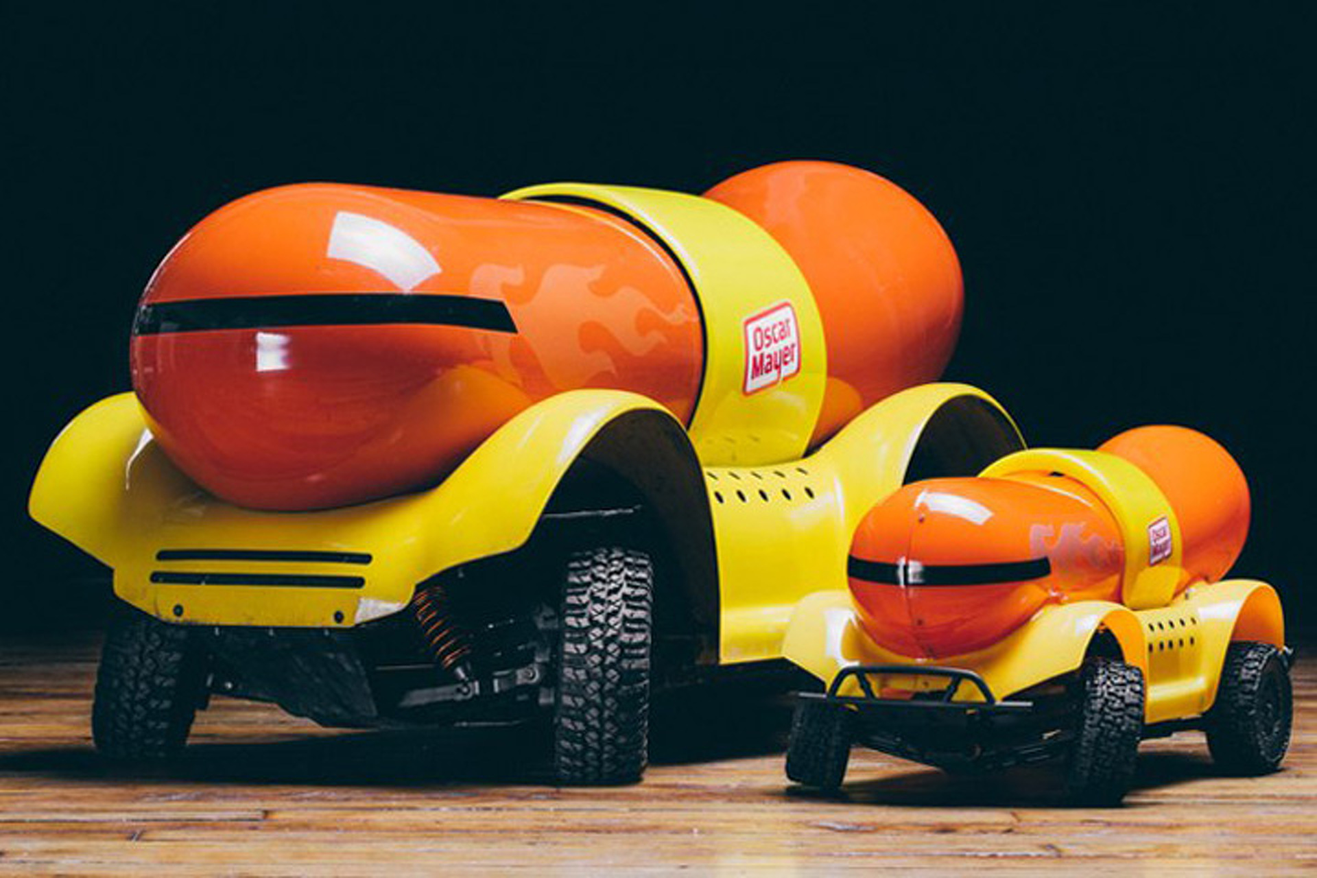 Oscar Mayer is Selling Wienermobile RC Cars This Week Only