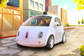 Forget Everything You Know About the Google Car