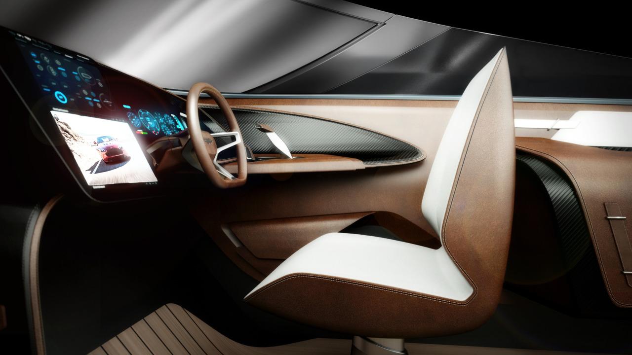 Aston Martin and Quintessence Yachts AM37
