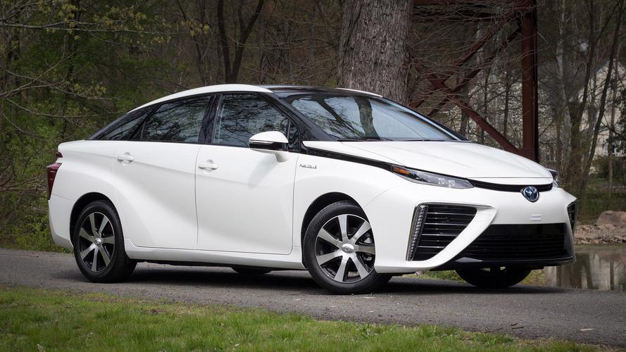 Essai Toyota Mirai (2016)