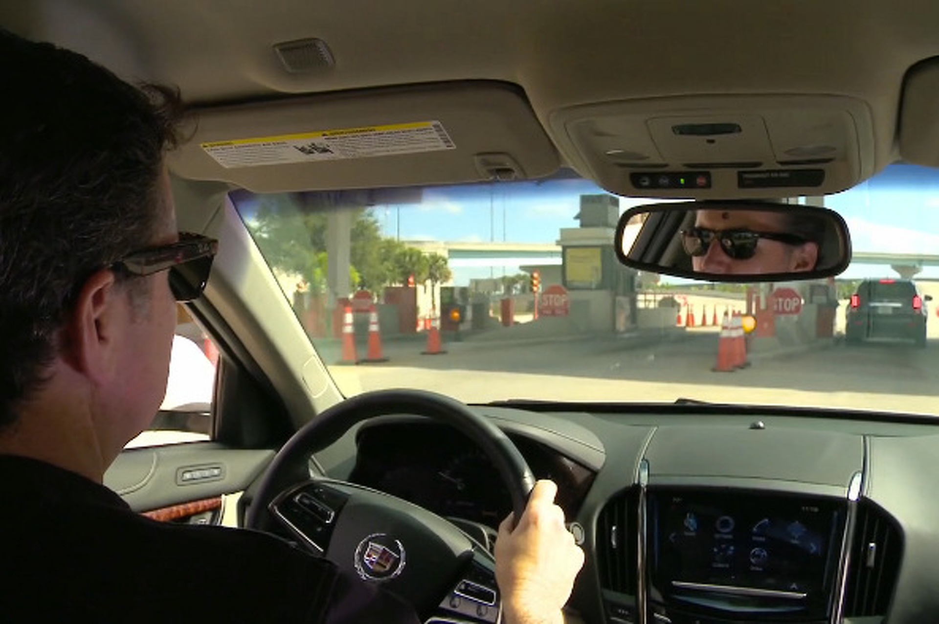 Video: Cadillac Showcases Suite of Safety Equipment