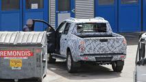 Mercedes GLT spy photo