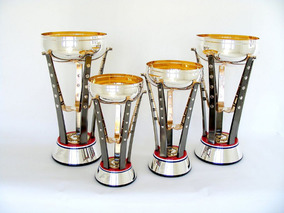 These United States Grand Prix Trophies are Eternally Badass
