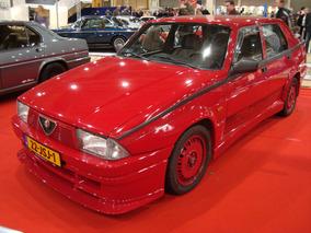 Alfa Romeo 75 1.8i Turbo TCC