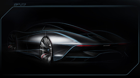McLaren Hyper-GT Teased, Most Aerodynamic Road Going McLaren Ever
