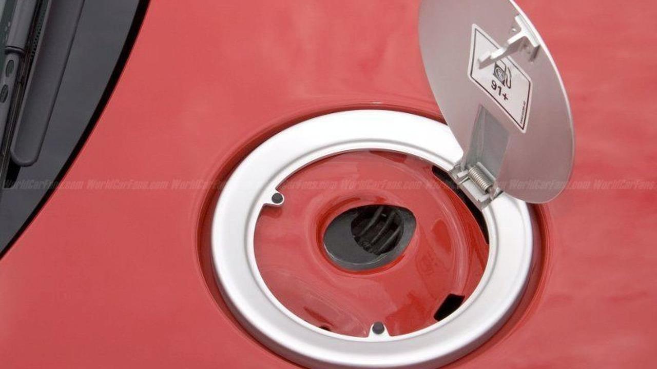 Ford Capless Fuel Filler