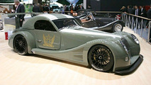 Morgan AeroMax and GT3 On Show at Geneva
