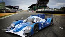Mazda Le Mans LMP2 SKYACTIV-D race car 26.12.2012