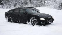 2013 Maserati Ghibli spy photo 18.12.2012 / Automedia