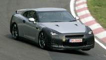 SPY PHOTOS: Nissan GT-R Latest