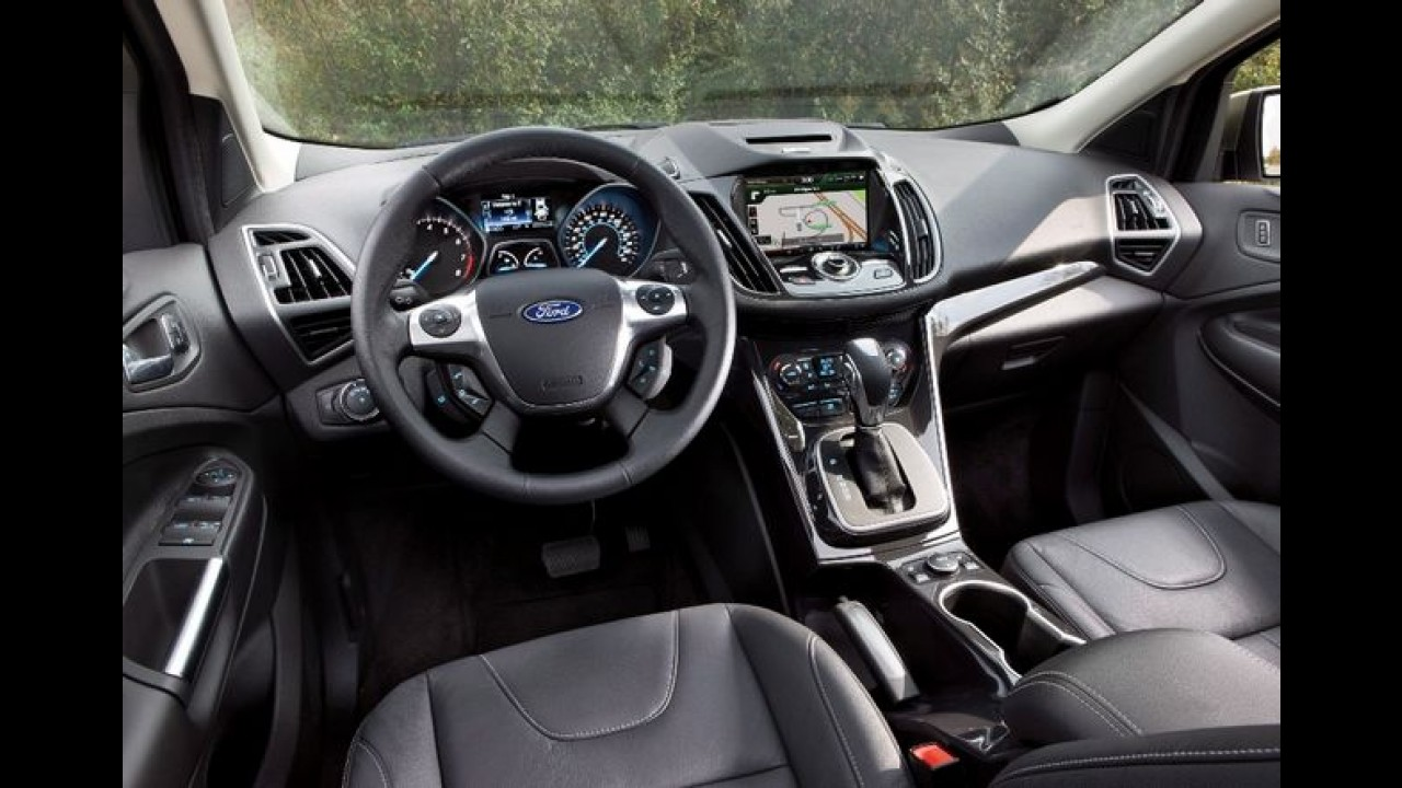 Novo Ford Escape é lançado no México - Preço inicial equivale a R$ 50.042,00