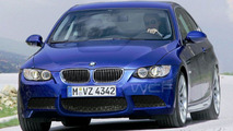 SPY PHOTOS: BMW M3 Coupe Undisguised