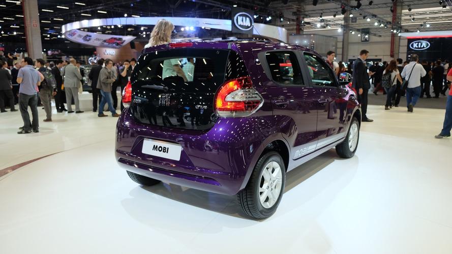 Vídeo: Fiat Mobi Drive 1.0 3 cilindros no Salão do Automóvel