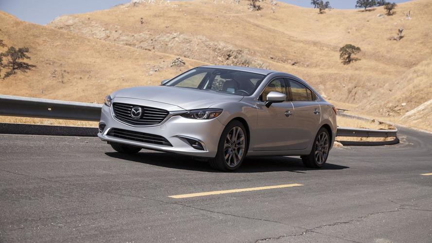 Mazda6 facelift arrives in Geneva for European debut