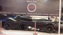 Batmobile replica based on Mercedes-Benz S-Class