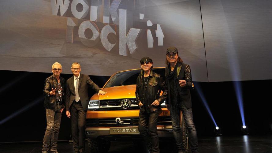 Volkswagen Tristar Concept unveiled in Hanover